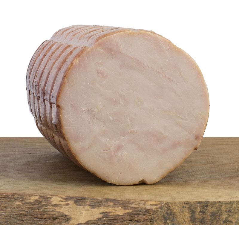 petto di pollo bio affumicato con legno di faggio